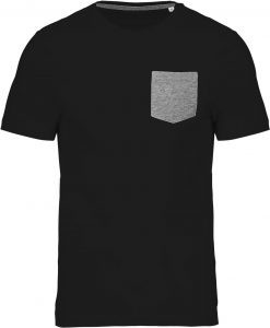 Black / Grey Heather