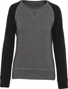 Grey Heather / Black